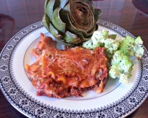 Lasagna www.thatswhatieat.com