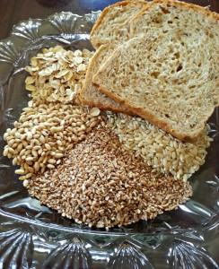 Eating Whole Grains - www.thatswhatieat.com