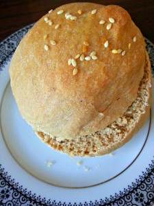 Whole-wheat-hamburger-buns 3