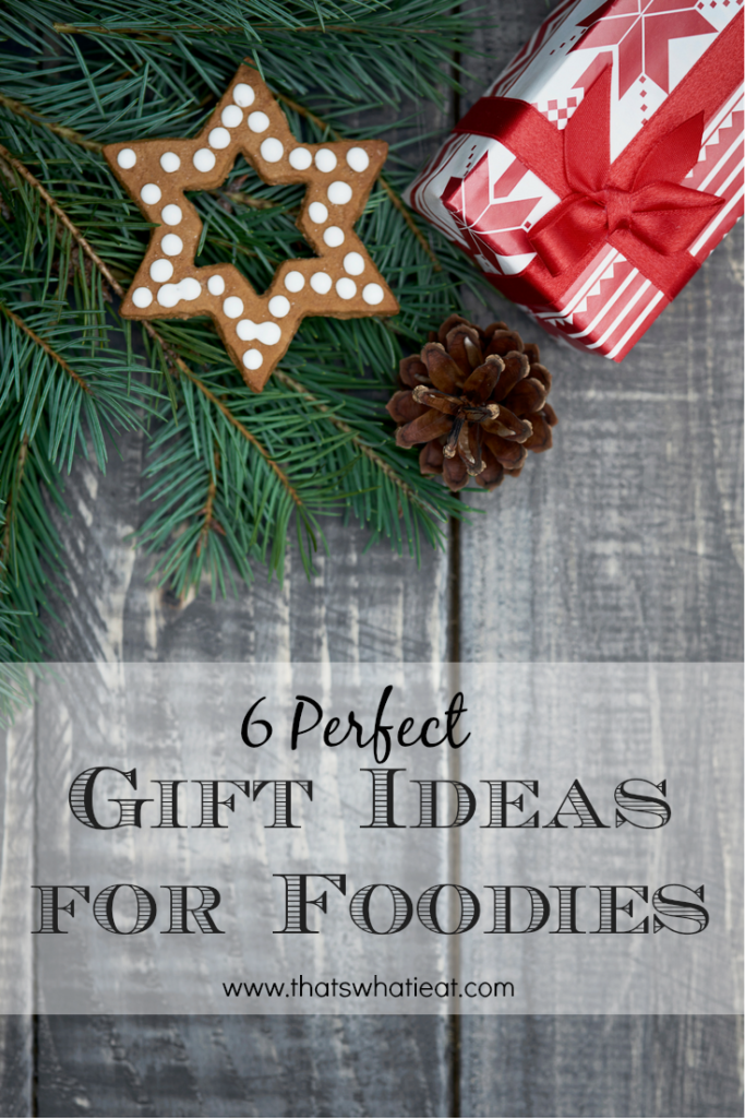 Perfect Gift Ideas for Foodies